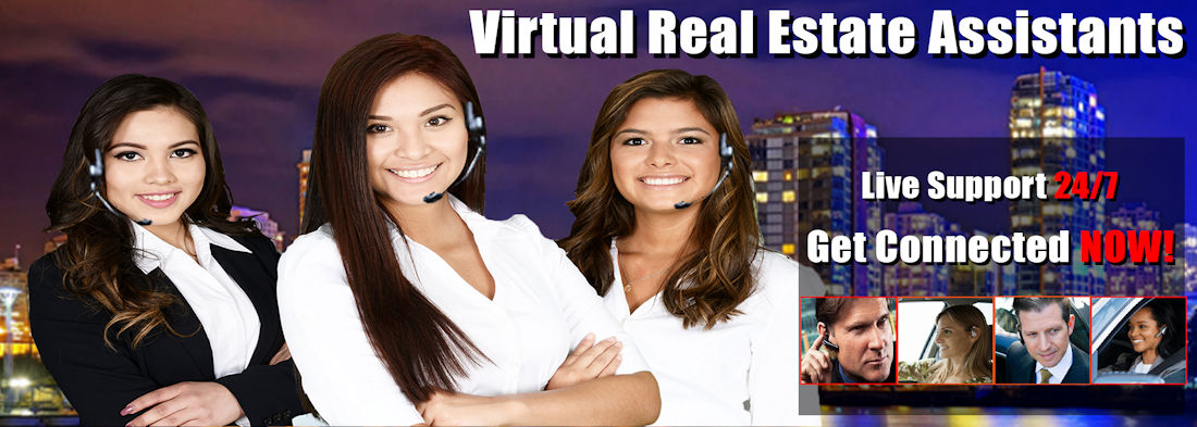 Virtual Real Estate Assistants